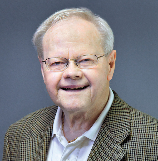 Rev. Fred Klein.