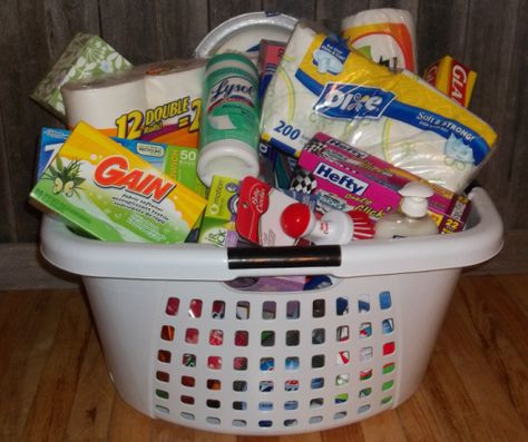Fill the Basket!